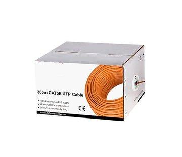 Dahua UTP kabel Cat 5E koper 305 meter