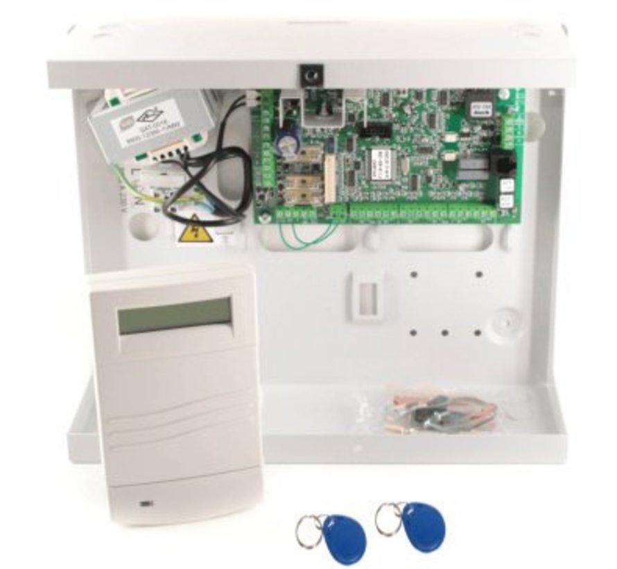 Alarmsysteem Galaxy G2-12 inclusief MK7 KeyProx en 2 keytags