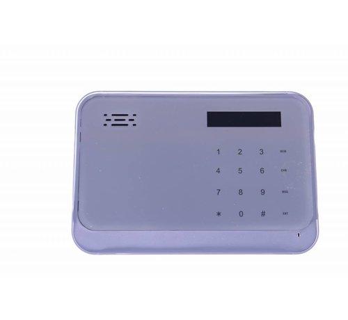 GSM kiezer met spraak en SMS