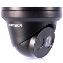 Hikvision DS-2CD2335FWD-I 3MP ZWART Turret Network Camera 2,8mm