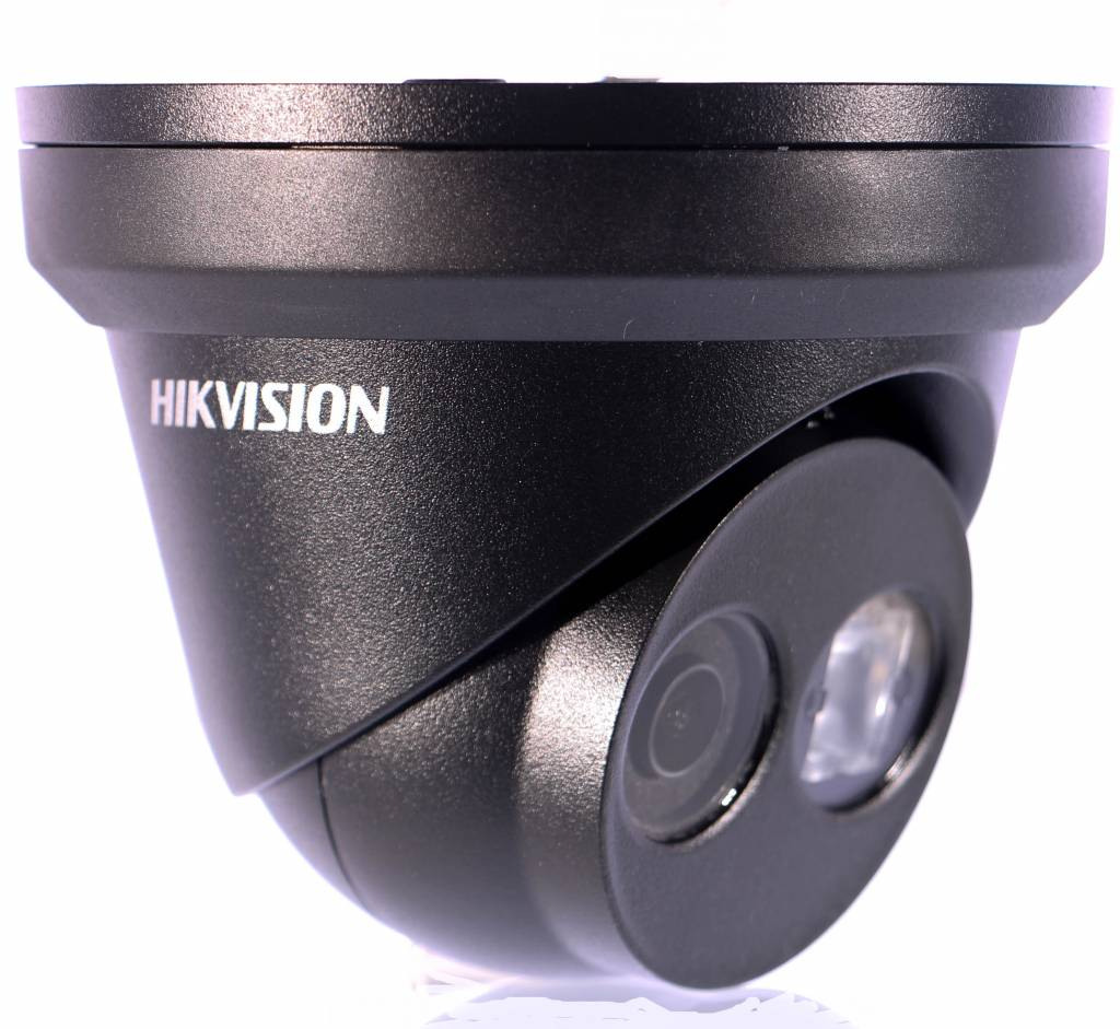 Hikvision DS-2CD2335FWD-I 3MP ZWART Turret Network Camera 2,8mm