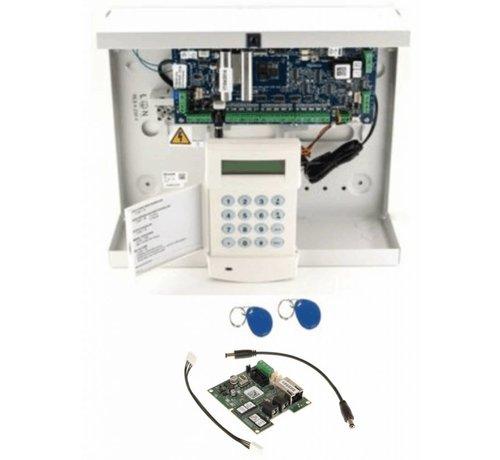 Honeywell Galaxy Alarmsysteem Galaxy Flex3-20 SK met MK7 prox bedienpaneel en IP module