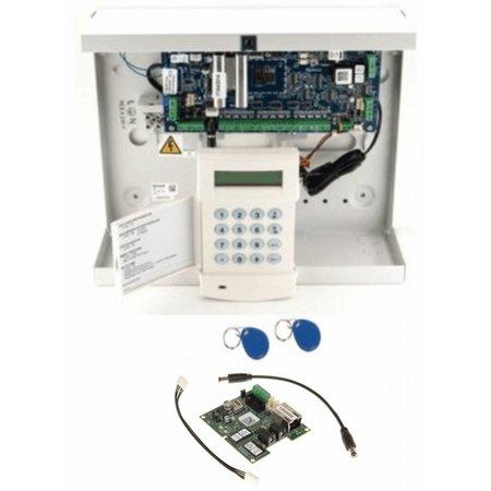 Honeywell Galaxy Alarmsysteem Galaxy Flex3-50 SK met MK7 prox bedienpaneel en IP module