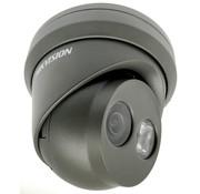 Hikvision Hikvision DS-2CD2385FWD-I 8MP Grijs Turret Network Camera 2.8mm