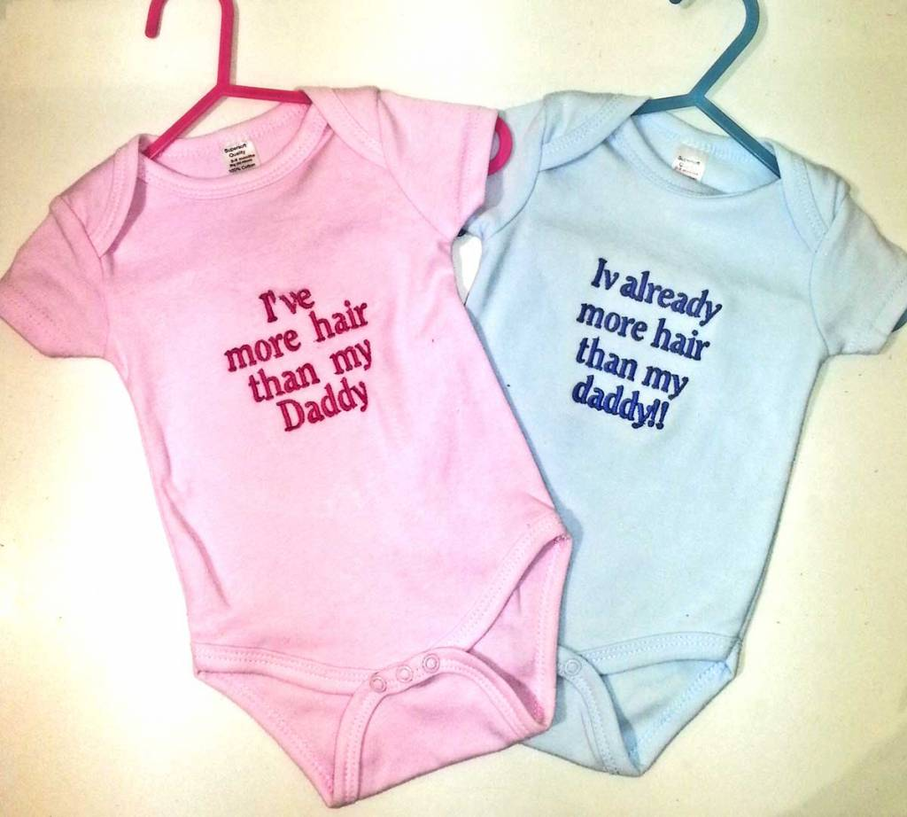 Baby Vests With Funny Quote-3