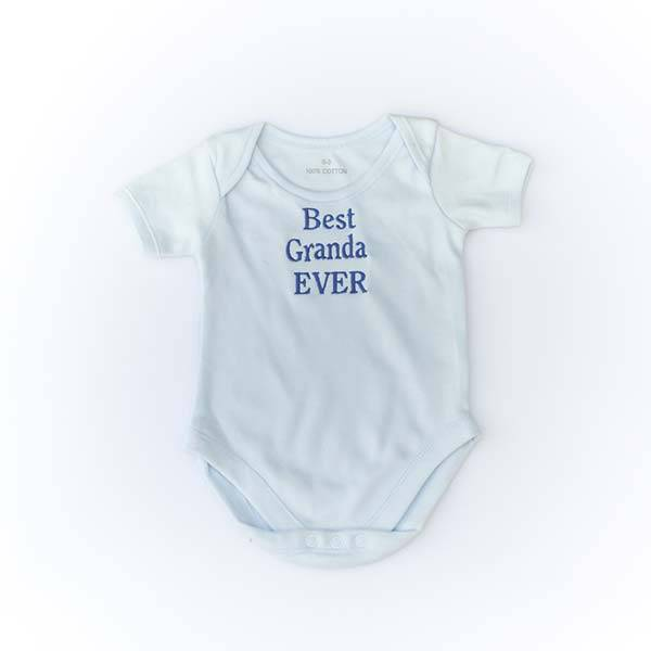 Baby Vest with Message or Funny Quote-4