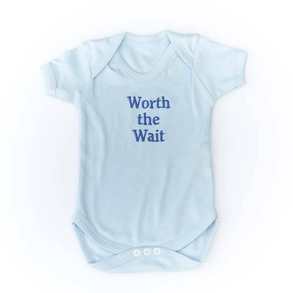 Baby Vest with Message or Funny Quote-8