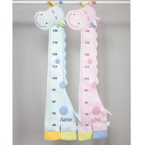 Kids Giraffe Height Charts