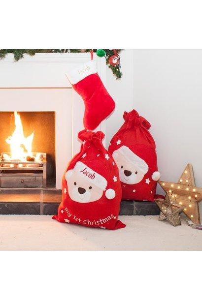 Large Felt Christmas  Sack