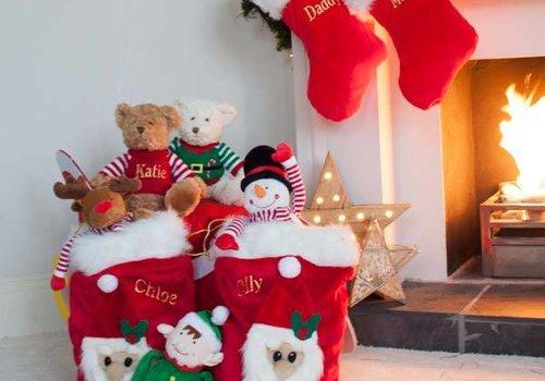 Christmas Stockings and Sacks