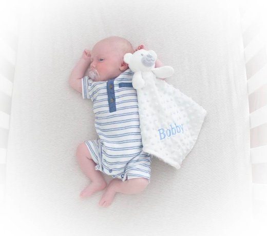 Embroidered New Baby Gifts