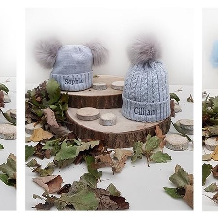 Personalised Baby and Children's Hats