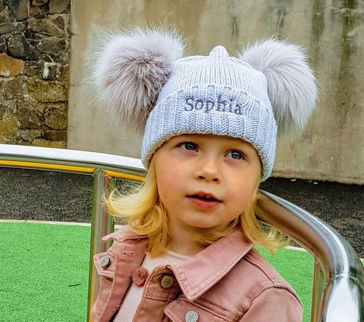 Personalised Gifts For Girls Newborn to 6 Years