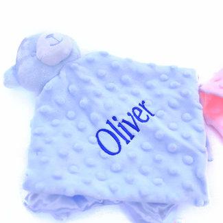Blue Comfort Blanket