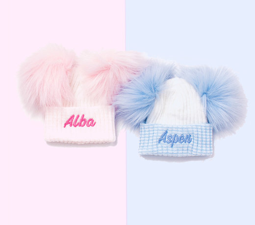Newborn Baby Boy & Girl Hats