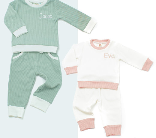 Personalised Tracksuits & Loungewear for Baby & Children