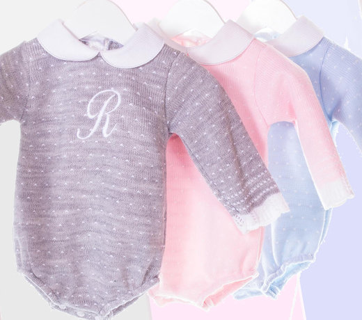 Personalised Spanish Style Knitwear for Baby and Children