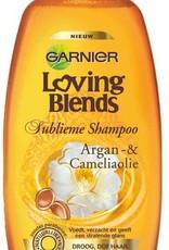 Garnier Loving Blends Argan & Cameliaolie Sublieme Shampoo