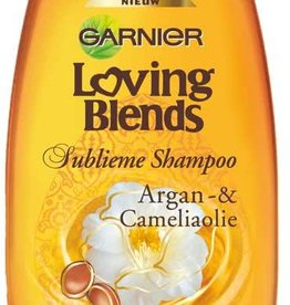 Garnier Loving Blends Argan & Cameliaolie Sublieme Shampoo