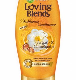 Garnier Loving Blends Argan & Cameliaolie Sublieme Conditioner
