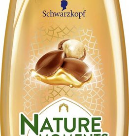 Schwarzkopf Nature Moments Moroccan Argan Oil & Macadamia Oil Shampoo