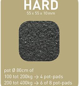 Pot-Pads Pot-Pad Hard (10 stuks)