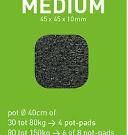 Pot-Pads Pot-Pad Medium (12 stuks)