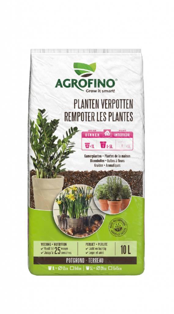 Agaris Planten Verpotten Binnen 10L