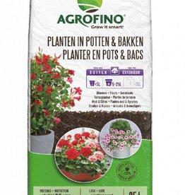Agaris Planten in potten en bakken buiten 35 L