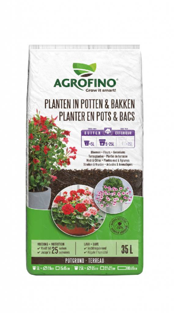 Greenyard Planten in potten en bakken buiten 35 L