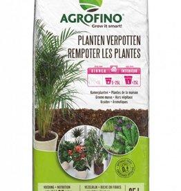 Agaris Planten Verpotten binnen 35L