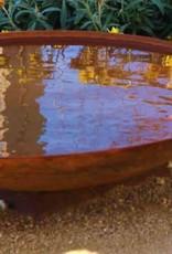 Pottenland Waterschaal Cortenstaal