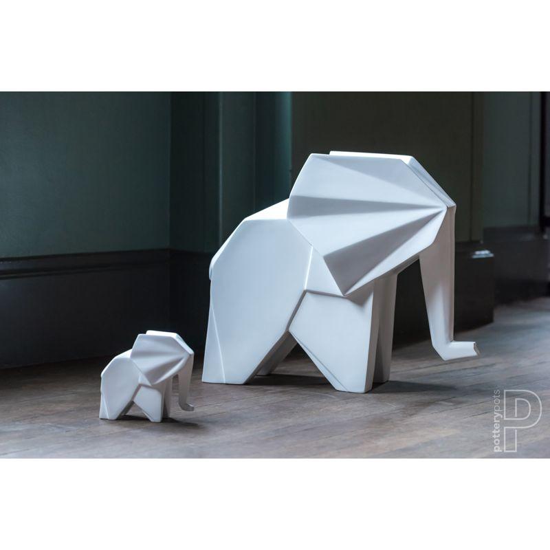 Pottery Pots Elephant