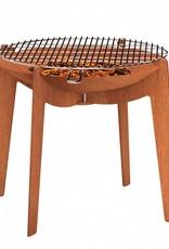 Pottenland Vuurschaal Cosa + grill 60 x 57 cm