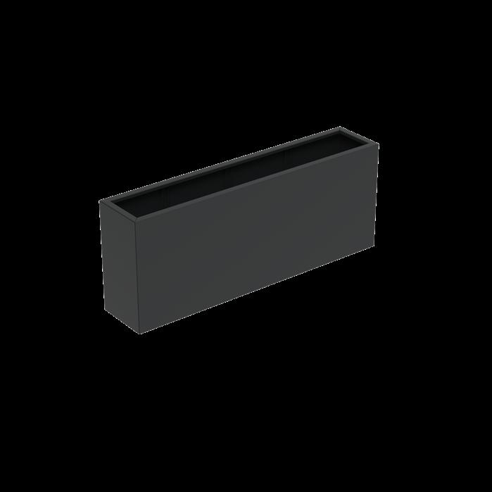 Pottenland Aluminium Rechthoek