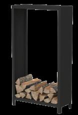 Pottenland Houtopslag coating zwart