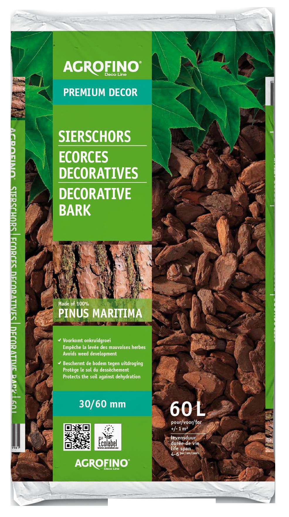 Agaris Sierschors Pinus Maritima 30/60 - 60L