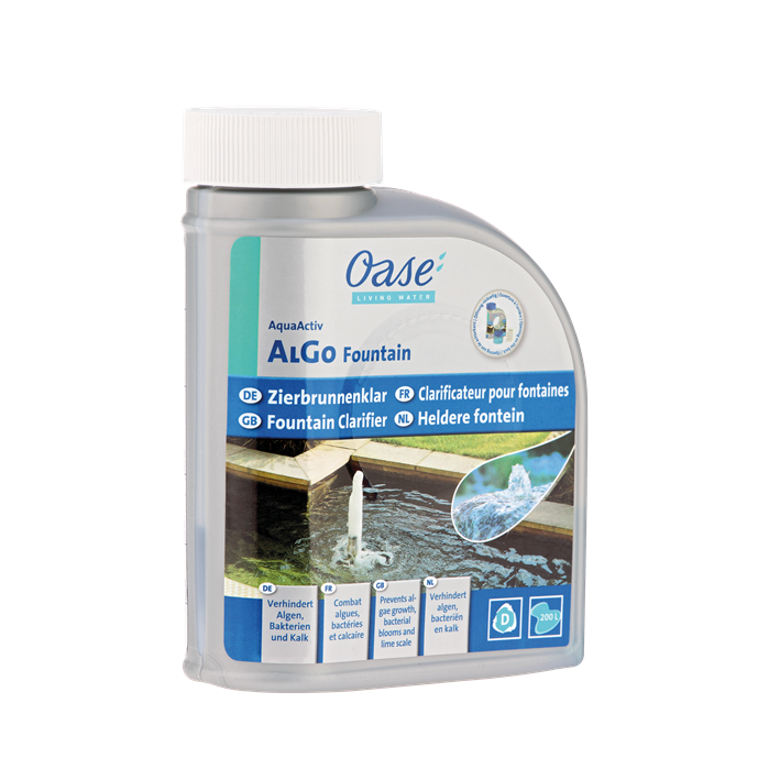 Oase Algo Heldere Fontein / clean water 500ml