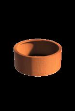 Pottenland Cortenstaal Cilinder zonder bodem