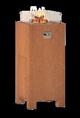 Pottenland Vuurtafel op  gas - zuil 55 x 55 x 120 cm