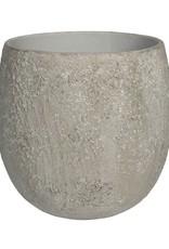 Pottery Pots Gilard Oyster white  45 x 45 cm