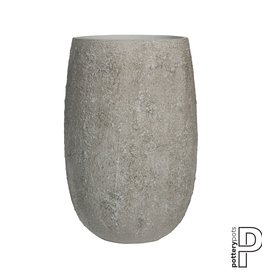 Pottery Pots Tarb Oyster White 50 x 90 cm