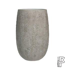 Pottery Pots Belon Oyster  White 50 x 75 cm