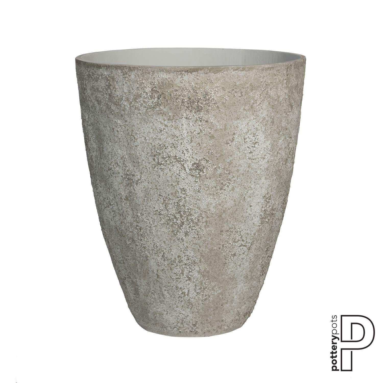 Pottery Pots Bernd Oyster White