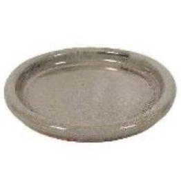 NDT Int. KL schotel glazuur grijs 12,5 cm
