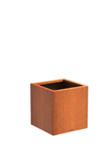 senzzo Senzzo cortenstaal vierkant 37 x 37 x 40cm