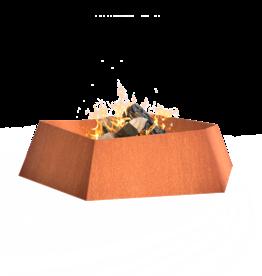 Pottenland Vuurschaal Forma 115 cm