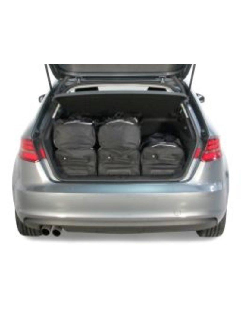 Car-Bags reistassen set Audi A3 Sportback (8V) 2013-heden 5-deurs