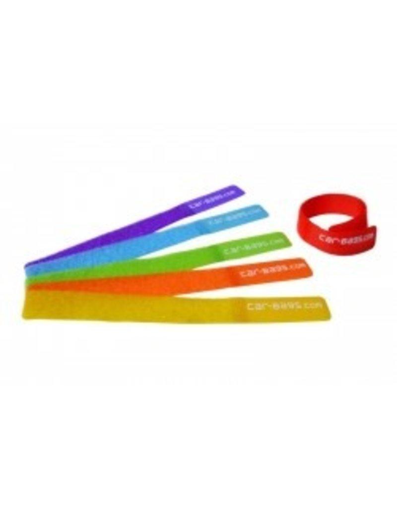 Labelset 6 kleuren voor elke tas 1