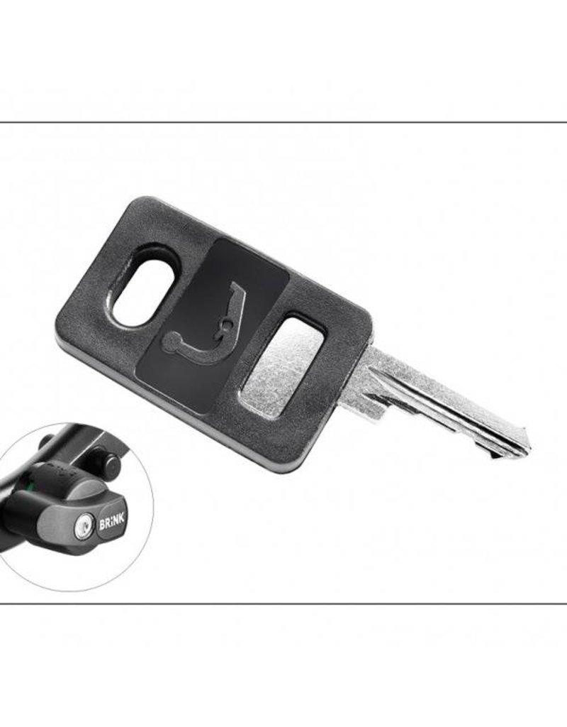 Thule Brink 3D52 Sleutel voor afneembare trekhaak